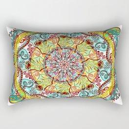 Tigan Paisley Rectangular Pillow