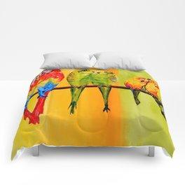 Snuggly Birds Comforters