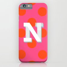 N is for Nice Slim Case iPhone 6s