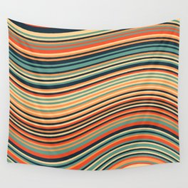 Calm Summer Sea Wall Tapestry