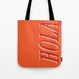 Hola Tote Bag