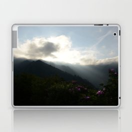 Flowers on the Mountainside  Laptop & iPad Skin