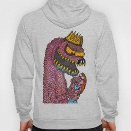 Naked Mole-King Hoody