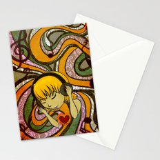 Musical Soul Stationery Cards