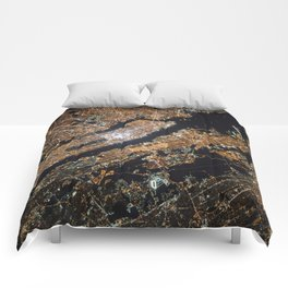 New York City Lights Comforters