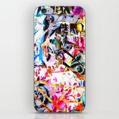 Craziness iPhone & iPod Skin
