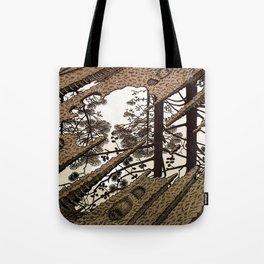 Esher - Puddle Tote Bag