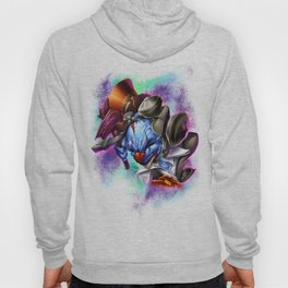 Street Clown Lost in Space Hoody