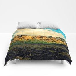 Denali National Park Comforters