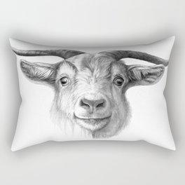 Curious Goat G124 Rectangular Pillow