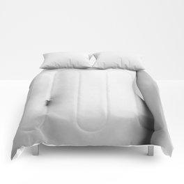 Hot girl Comforters