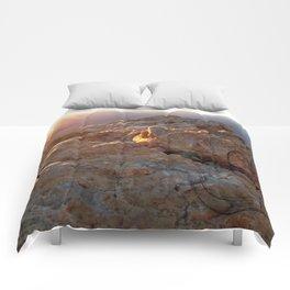 Grand Canyon - Digital art photograph Comforters