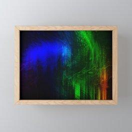 Supellex varia cogitare / Think colourful Framed Mini Art Print