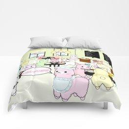 Alpaca Dreams Café  Comforters