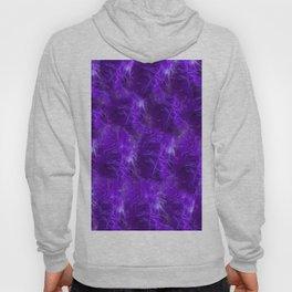 Purple Heart Feathers Hoody