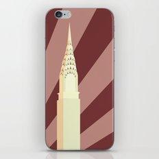 Chrysler Building iPhone & iPod Skin