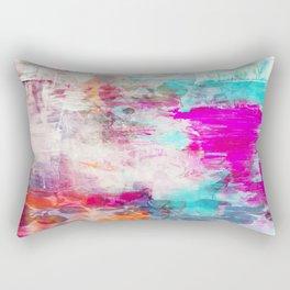 A Hidden Jewel Rectangular Pillow