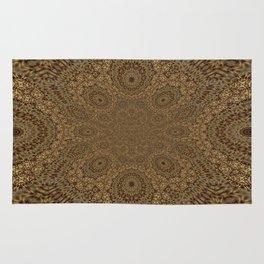 Fractal Carpet Mandala 22 Rug