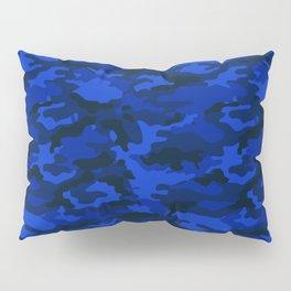 CAMO Deep Blue Pillow Sham