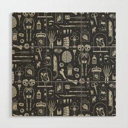 Oddities: X-ray Wood Wall Art