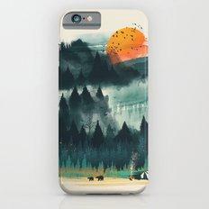 Wilderness Camp Slim Case iPhone 6s