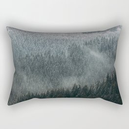 Forest me and you Rectangular Pillow