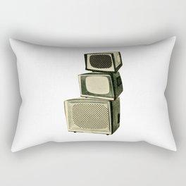 Multi Screen Cinema Rectangular Pillow
