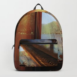 The Grand Piano Backpack