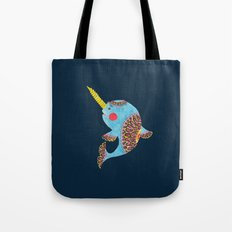 The Narwhal Tote Bag