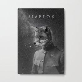 World War I Starfox Metal Print