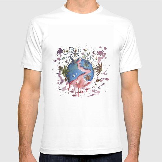 The strange planet T-shirt