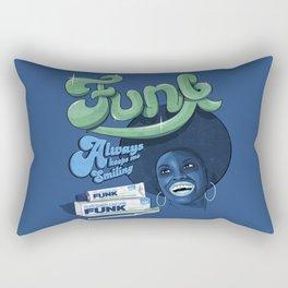 FUNK - ALWAYS KEEPS ME SMILING Rectangular Pillow