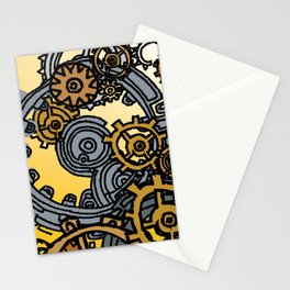 QUARTER TO FOUR Stationery Cards