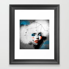 Zero City Framed Art Print