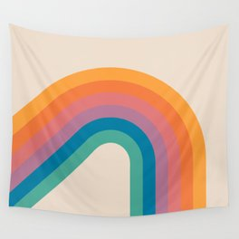 Boca Bending Bow Wall Tapestry