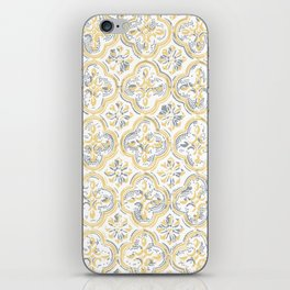 Vintage Tile iPhone Skin