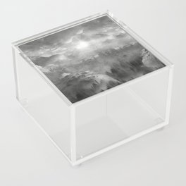 B&W - Wish You Were Here (Chapter I) Acrylic Box