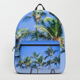 Palms in Living Harmony Backpack