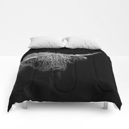 BW Hairy Coo Comforters