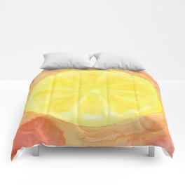 Acid Lemon Comforters