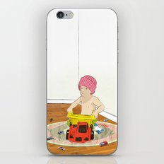 Things That Go iPhone & iPod Skin