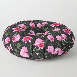 Spiritual Lotus – Enjoy every Moment Floor Pillow