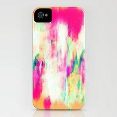 Electric Haze iPhone (4, 4s) Slim Case
