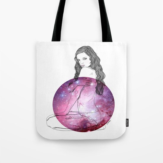We Are All Made of Stardust #3 Tote Bag