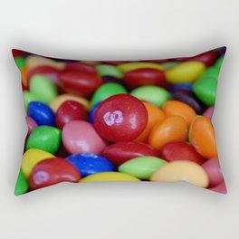 S for Skittles Rectangular Pillow