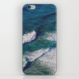 Waves Crashing iPhone Skin