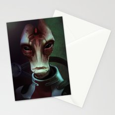 Mass Effect: Mordin Solus Stationery Cards