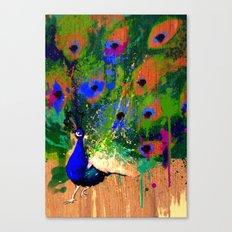 Beauty Dance Canvas Print
