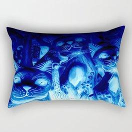 Kit Cats Rectangular Pillow