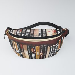 Books3 Fanny Pack
